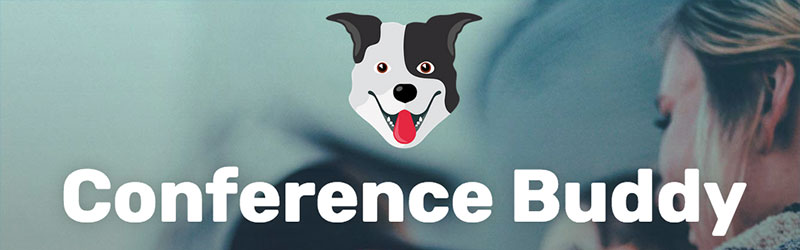 An image showing the Conference Buddy logo