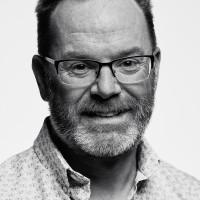 A photo with a portrait of Jason Pamental