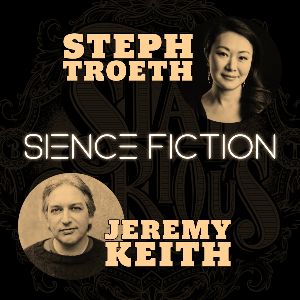 """Stay Curious """"Sci-Fi"""" with Jeremy Keith and Steph Troeth – 16 Jun 2021"""